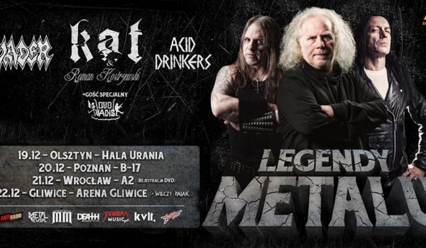 Going. | Legendy Metalu | Poznań - Klub Muzyczny B17