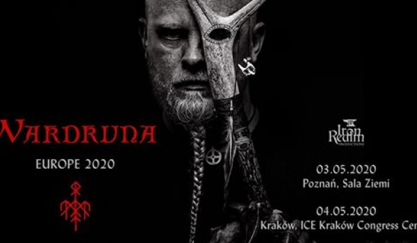 Going. | Wardruna | Poznań - Sala Ziemi Poznań Congress Center