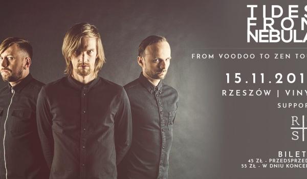 Going. | Tides From Nebula & ROSK | Rzeszów - Klub Vinyl