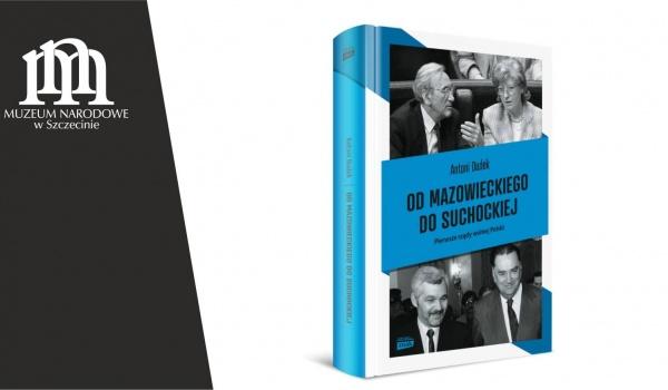 Going. | Promocja książki - Od Mazowieckiego do Suchockiej - Centrum Dialogu Przełomy