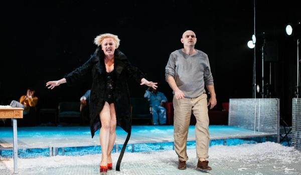 Going. | Tresowane Dusze - Teatr Wybrzeże - Scena Kameralna