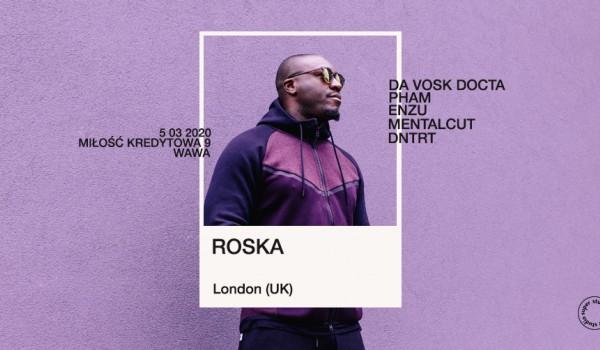 Going. | Roska (UK) | Miłość Kredytowa 9 - Miłość / Patio Kredytowa 9