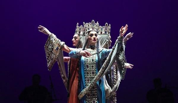 Going. | Narodowy Balet Gruzji - Sukhishvili - Azoty Arena