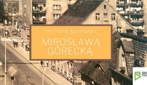 Going. | Spotkanie z Mirą Górecką i ulicami Łobza - ProMedia