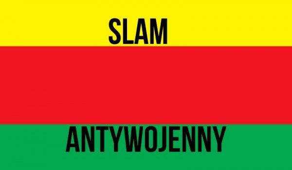 Going.   Slam antywojenny / benefit na Kurdyjski Czerwony Półksiężyc - Stół Powszechny
