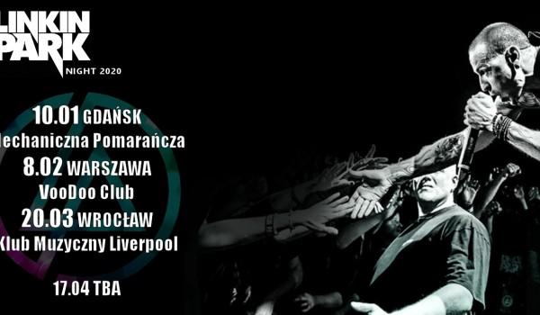Going. | Linkin Park night / Gdańsk - Mechaniczna Pomarańcza