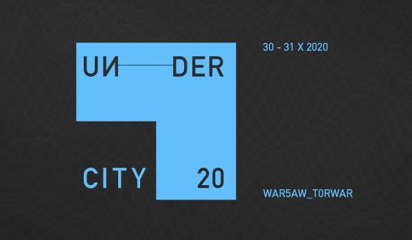 Going. | Undercity Festival 2020 - COS Torwar