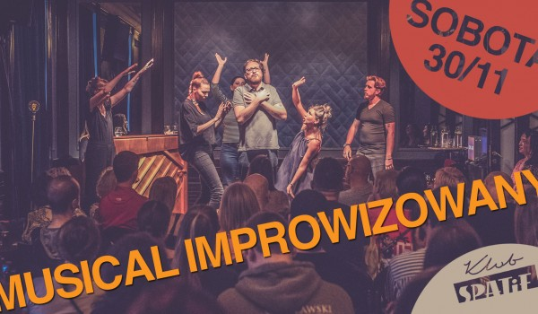 Going. | MUSICAL IMPROWIZOWANY | Spatif, Warszawa - Klub SPATiF