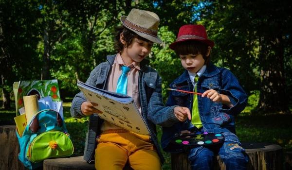 Going. | Bajeczni artyści - warsztaty kreatywne dla dzieci 6-12 lat - Danimatoring