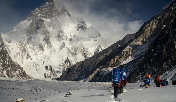 Going. | Ostatnia góra | Siła Dokumentu w KinoPorcie - KinoPort