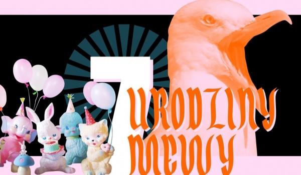 Going.   7 urodziny Mewy Towarzyskiej - Mewa Towarzyska