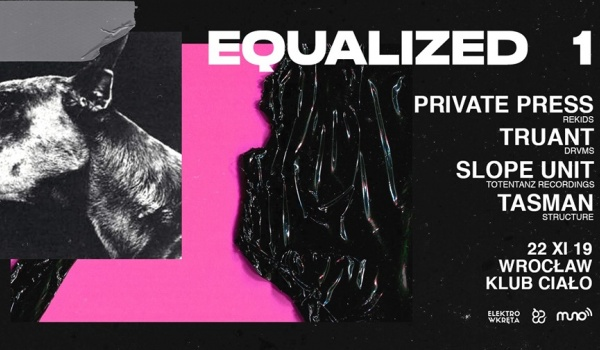 Going. | Equalized: Private Press, Truant, Slope Unit, Tasman - Ciało