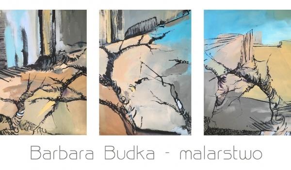 Going. | Barbara Budka - malarstwo - Teatr Ziemi Rybnickiej