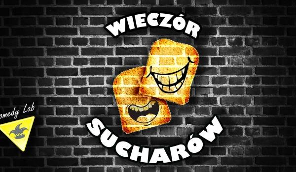 Going.   Comedy Lab: Wieczór Sucharów + Open Mic - Artefakt Café   Sétka Sztuki