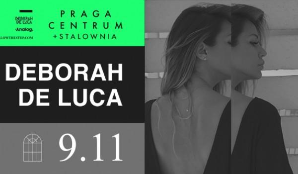 Going. | Praga Centrum: Deborah De Luca / ZMIANA MIEJSCA - Praga Centrum - hala nr 10