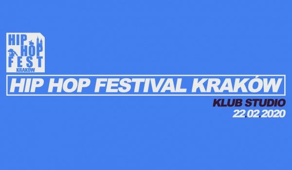 Going. | Hip Hop Festival Kraków 2020 - Klub Studio