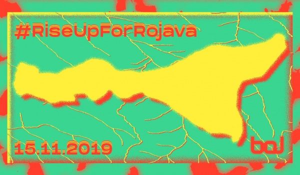 Going. | Rise Up For Rojava - All Night Benefit Party - Bal