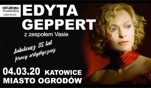 Going. | Edyta Geppert - Jubileusz 35 lat pracy artystycznej - Miasto Ogrodów