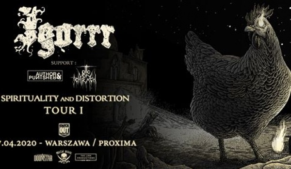 Going. | Igorrr | Warszawa - Proxima