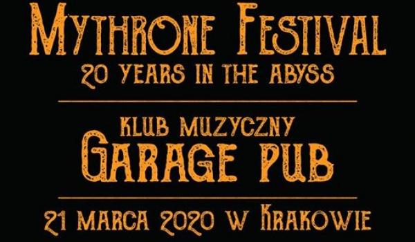 Going. | Mythrone Festival - 20 Years in the Abyss - Polskie Towarzystwo Gimnastyczne Sokół