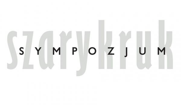 Going. | Szary kruk. Sympozjum - Akademia Sztuk Pięknych w Gdańsku