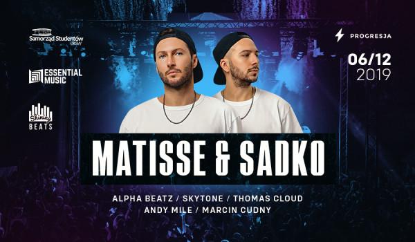 Going. | Matisse & Sadko | Połowinki UKSW - Progresja