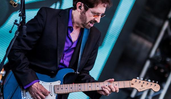 Going. | The Best of Eric Clapton - plays Cliff Stevens - Sala Gotycka w Starym Klasztorze