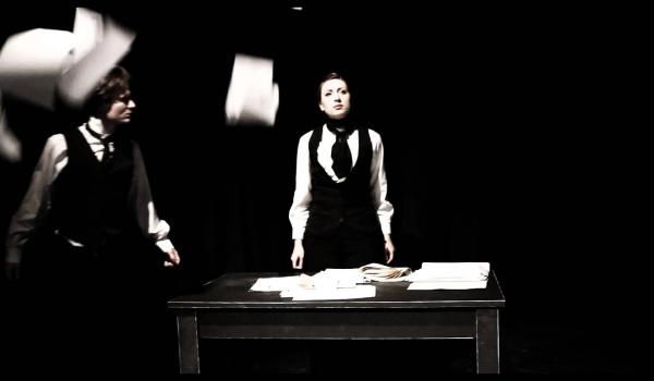 Going. | Kafka - Teatr U Przyjaciół