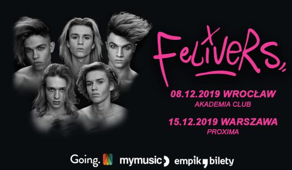Going. | Felivers w Warszawie! - Proxima