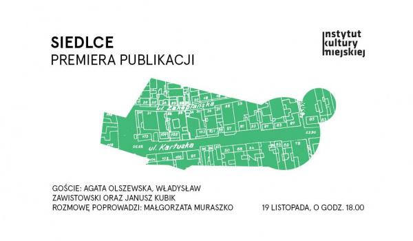 Going. | Poznaj narrację na temat gdańskich Siedlec / premiera publikacji - Instytut Kultury Miejskiej