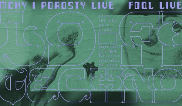 Going.   LoFi Techno: Mchy i Porosty live & FOQL live - Poruszenie