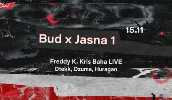 Going. | Bud x Jasna: Freddy K & Kris Baha LIVE - Jasna 1
