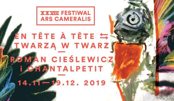 Going. | Festiwal Ars Cameralis 2019: Roman Cieślewicz / chantalpetit - Rondo Sztuki
