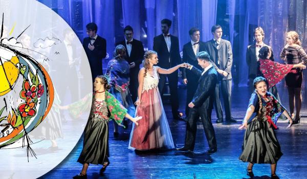 """Going.   Musical pt. """"Dawid"""" w wykonaniu Teatru Franciszka - Chorzowskie Centrum Kultury"""