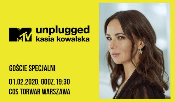 Going. | MTV Unplugged - Kasia Kowalska + goście specjalni - Torwar