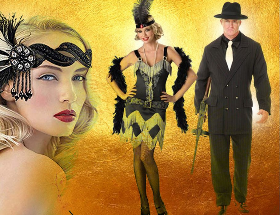 Sylwester u Wielkiego Gatsby-ego