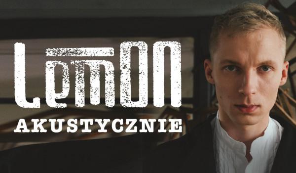 Going. | LemON Akustycznie - Centrum Spotkania Kultur w Lublinie