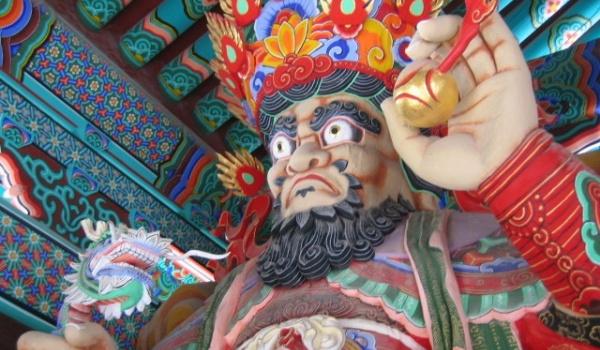 Going. | Dziesięć tysięcy duchów: świat koreańskiego szamanizmu | Festiwal Radio Azja - TR Warszawa