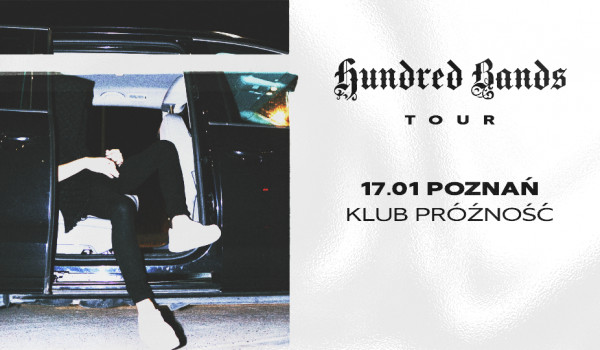 Going. | Zeamsone - Hundred Bands Tour - Poznań - Próżność