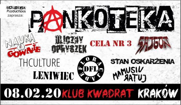 Going. | Punkoteka 2020r - Klub Kwadrat