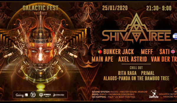 Going. | Galactic Fest With ShivaTree and Friends - Zet Pe Te