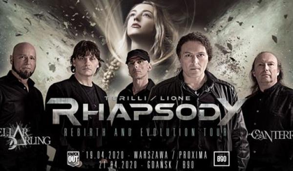 Going. | Turilli Lione Rhapsody | Warszawa - Proxima