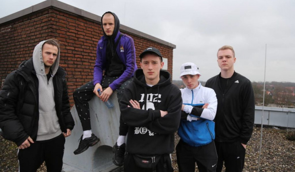 Going. | 102 Boyz - Projekt LAB