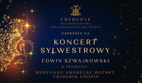 Going. | Sylwestrowy Koncert Chopinowski - Sala Koncertowa Fryderyk
