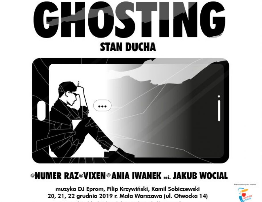 Ghosting. Stan ducha