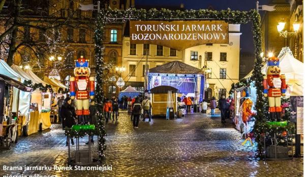 Going. | Toruński Jarmark Bożonarodzeniowy 2019 - Rynek Staromiejski