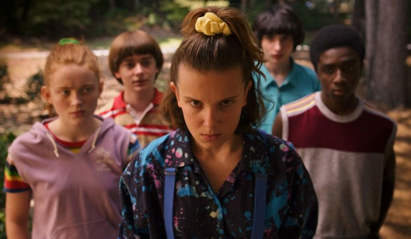 Going. | The 80's Party - Stranger Things Night - Dom Kultury Lublin