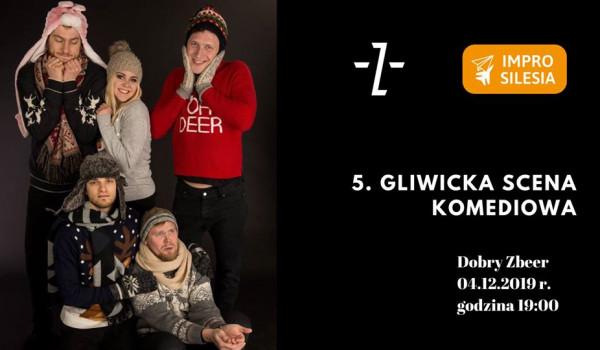 5. Gliwicka Scena Komediowa - A propos i Dawid Mazur!