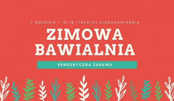 Going. | Zimowa bawialnia - sensorycznie w Tapataj - Tapataj Klubokawiarnia dawniej Studio Nie Nudno