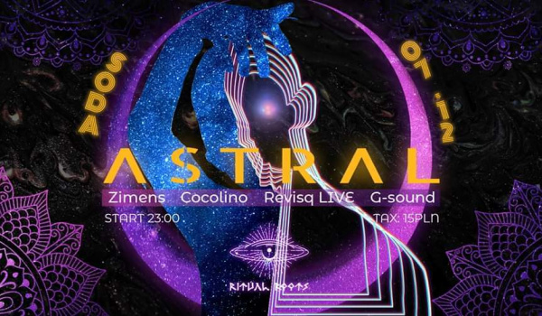 Going. | Ritual Roots - Astral - SODA Underground Stage